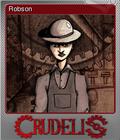 Crudelis Foil 6