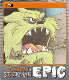 Draw a Stickman EPIC Foil 1