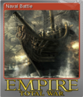 Empire Total War Foil 3