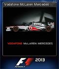 F1 2013 Card 05