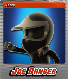 Joe Danger Foil 6