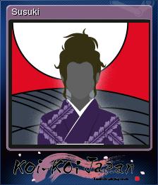 Koi-Koi Japan Card 6