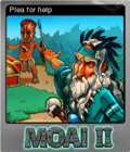 MOAI 2 Path to Another World Foil 5
