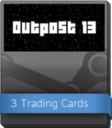Outpost 13 Booster Pack