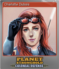 Planet Stronghold Colonial Defense Foil 1
