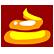 Poöf Emoticon GoldenPoo