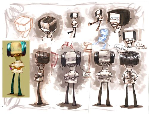 Psychonauts Artwork 2