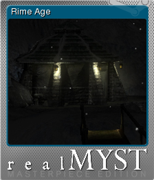 RealMyst Masterpiece Edition Foil 6