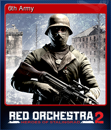 Rising Storm Red Orchestra 2 Multiplayer Card 3