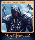 SpellForce 2 - Demons of the Past Card 2