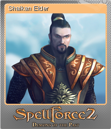 SpellForce 2 - Demons of the Past Foil 7