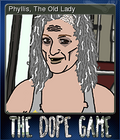 The Dope Game Card 2