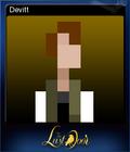 The Last Door Card 1