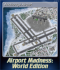 Airport Madness World Edition Card 4