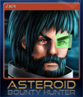 Asteroid Bounty Hunter Card 2