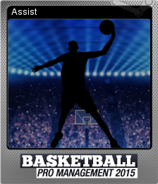 Basketball Pro Management 2015 Foil 3