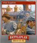 Battleplan American Civil War Foil 5