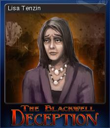 Blackwell Deception Card 4