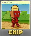 Chip Card 01 Foil