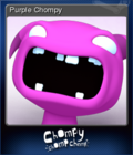 Chompy Chomp Chomp Card 3