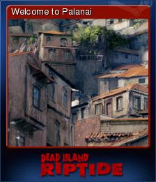 Dead Island Riptide Card 2