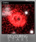 Devouring Stars Foil 6