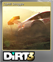 DiRT 3 Complete Edition Foil 2