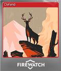 Firewatch Foil 6