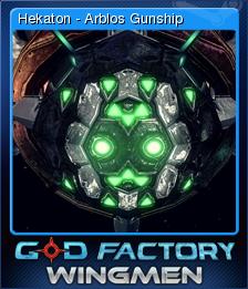 GoD Factory Wingmen Card 2