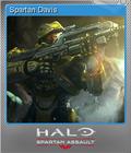 Halo Spartan Assault Foil 4