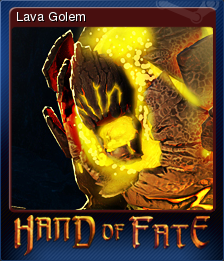 Hand of Fate Card 2