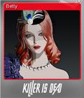 Killer is Dead Foil 1