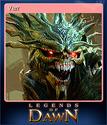 Legends of Dawn Reborn Card 6