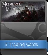 Medieval Mercs Booster Pack