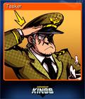 Mercenary Kings Card 3
