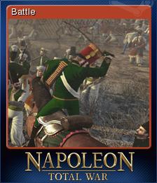 Napoleon Total War Card 1
