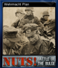 Nuts! The Battle of the Bulge Card 6