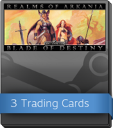 Realms of Arkania 1 Booster Pack