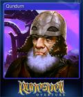 Runespell Overture Card 8