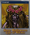 Save Halloween City of Witches Foil 09