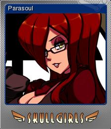 Skullgirls Foil 04