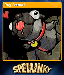 Spelunky Card 3