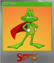Superfrog HD Foil 1