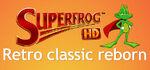 Superfrog HD Logo