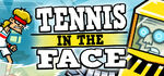Tennis in the Face Logo