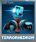 Terrorhedron Foil 2