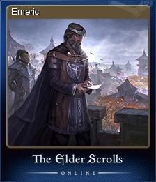 The Elder Scrolls Online Card 6