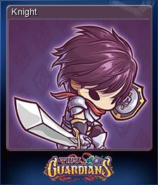 Tiny Guardians Card 1