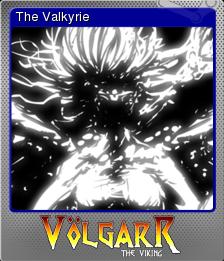 Volgarr the Viking Foil 4
