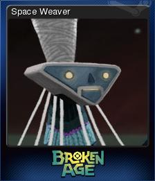 Broken Age Card 8